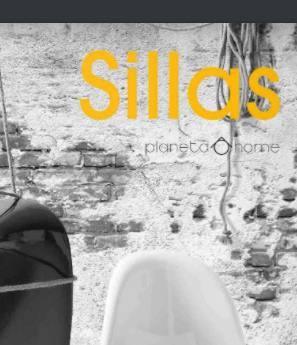 Catálogo Sillas Planeta Home