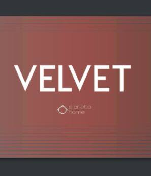 Catálogo Velvet Planeta Home